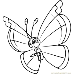 Vivillon Pokemon