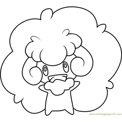 Whimsicott Pokemon