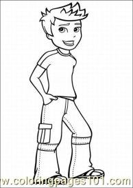 Polly Pocket Coloring Pages 14 Med
