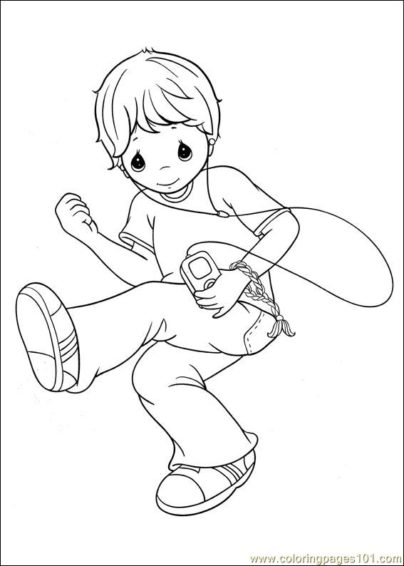 027 Coloring Page