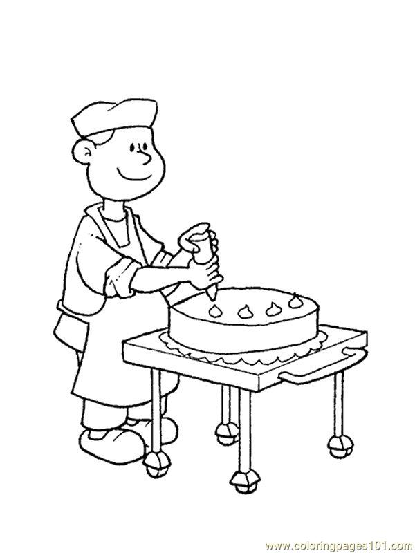 Cars Kleurplaat Pdf Beroep 17 Coloring Page Free Profession Coloring Pages