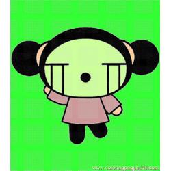 Pucca001 (3) 1 Free Coloring Page for Kids