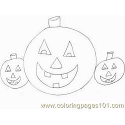 Pumpkin88 coloring page