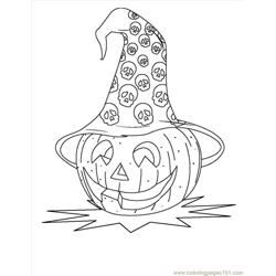 Pumpkinsource 9sf Free Coloring Page for Kids