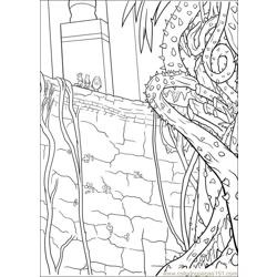 Puss In Boot 24 coloring page
