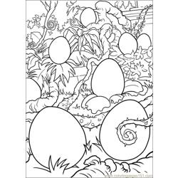 Puss In Boot 27 Free Coloring Page for Kids