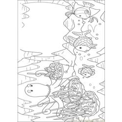 Rainbow Fish001 (18) coloring page