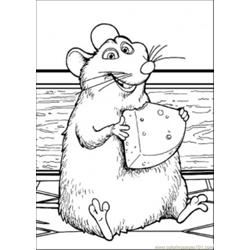 Tasty Cheese  Free Coloring Page for Kids