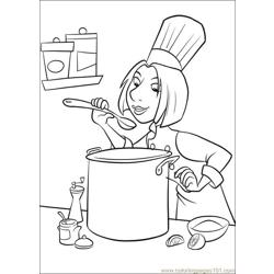R10 Free Coloring Page for Kids