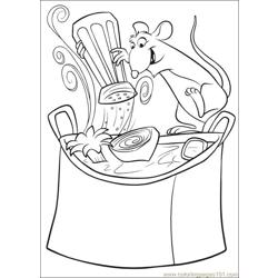 R3 Free Coloring Page for Kids
