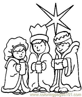 Bible 11 Coloring Page