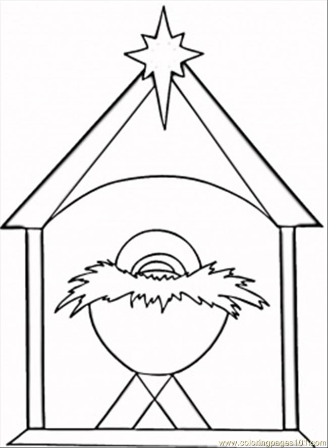 Stian Christmas Coloring Page Coloring Page
