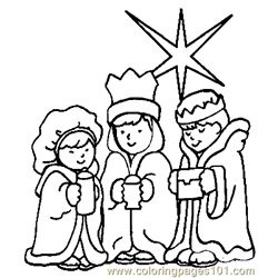 Bible 11 Free Coloring Page for Kids