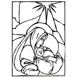 Bible 13 Free Coloring Page for Kids