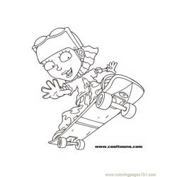 Regboard1 coloring page