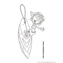 Regsurf1 coloring page