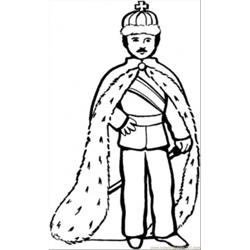 83 King Coloring Page