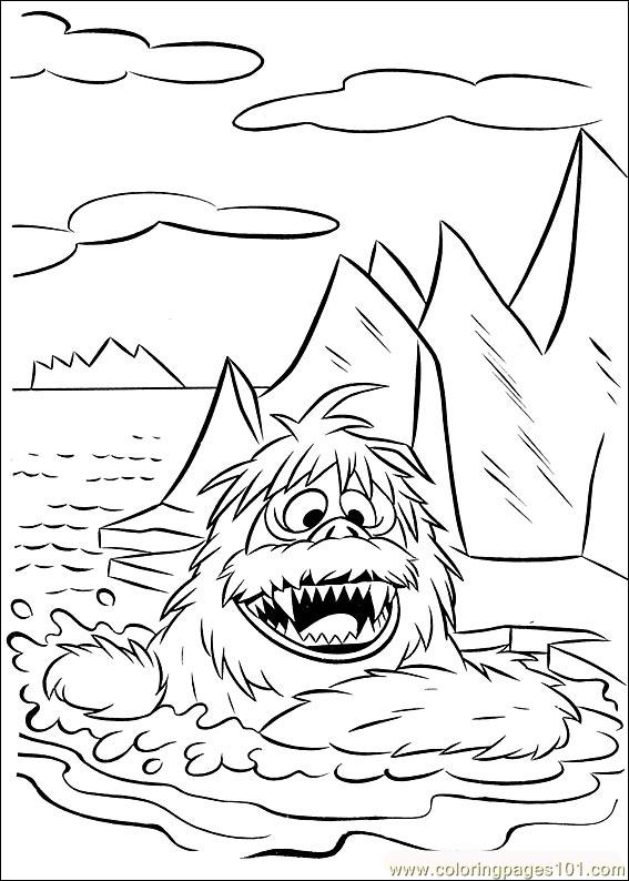 Rudolph 33 Coloring Page Free Rudolph the Red Nosed Reindeer