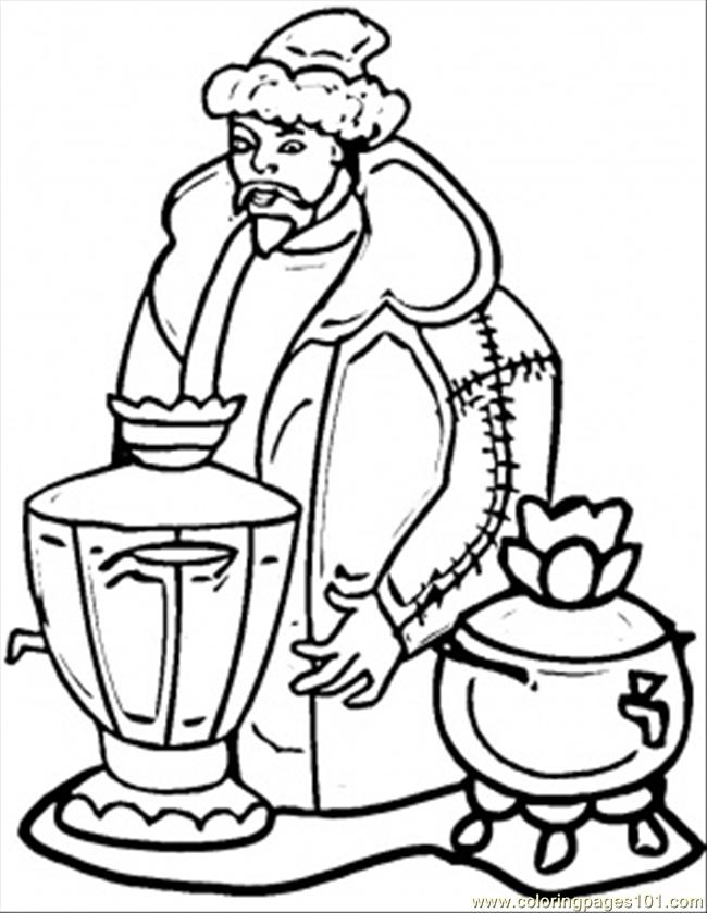 coloring pages of russia - photo#11