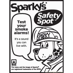 Safety5 coloring page
