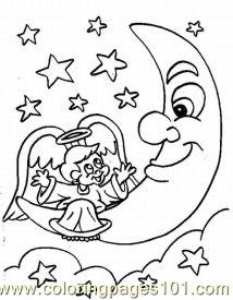 Sailor Moon03 Coloring Page