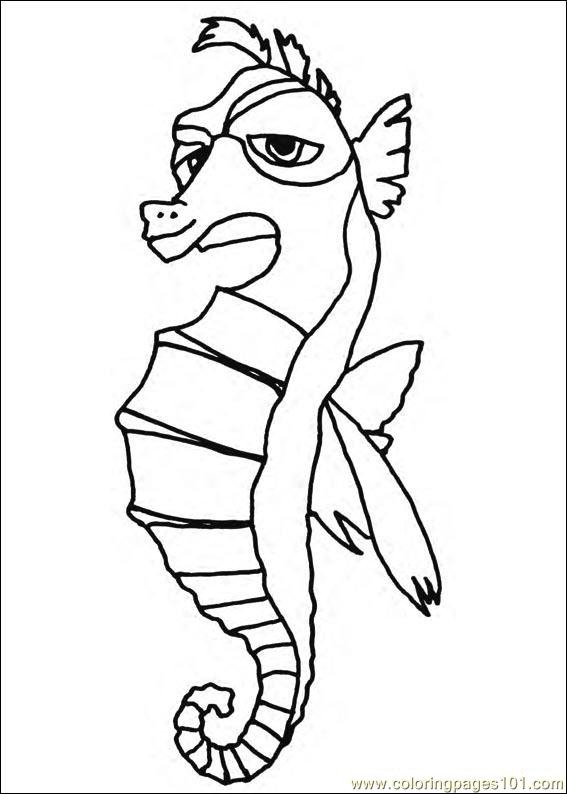 Sammy Adventures 03 Coloring Page