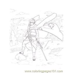 Ukelineart By Sharingandevil Free Coloring Page for Kids