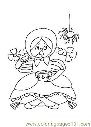 Nursery Rhymes Picture 29 Coloring Page