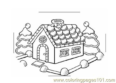 Nursery Rhymes Picture (46) Coloring Page