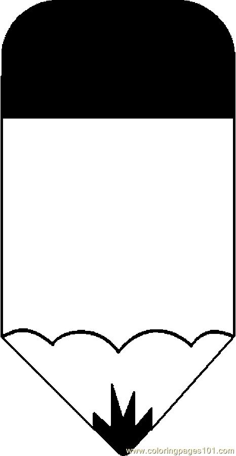 Coloring Book With Le Pencil Free coloring pages of gel pen