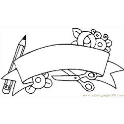 Rmal School Coloring Pages 16
