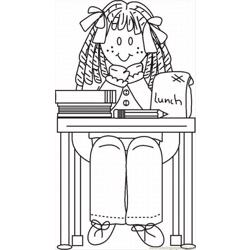 School Coloring Pages Lrg