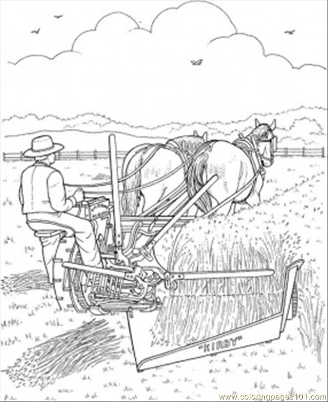Early September Coloring Page