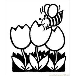 Gardening Coloring Pages 1