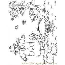 Herfst 25 coloring page