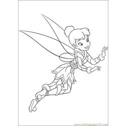 Tinkerbell Secret Of The Wings 06 coloring page