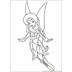 Tinkerbell Secret Of The Wings 07 coloring page