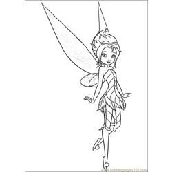 Tinkerbell Secret Of The Wings 15 coloring page
