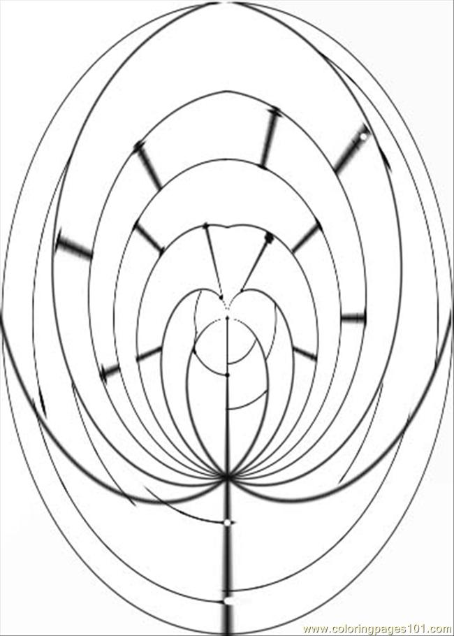 Geometric Coloring Pages 108 Coloring Page