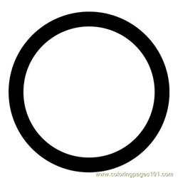 outline circle design