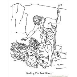 Finding Lost Sheep