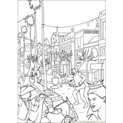 Shrek 3 15 coloring page