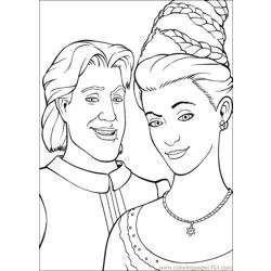 Shrek 3 17 coloring page