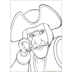 Shrek 3 31 coloring page