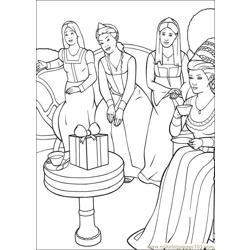 Shrek 3 32 coloring page