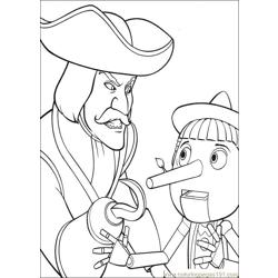 Shrek 3 38 coloring page