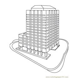 New skyscraper