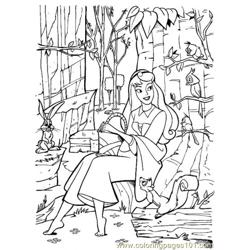Normal Belle8 Free Coloring Page for Kids