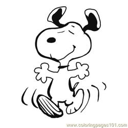 Finished Snoopy Dancing