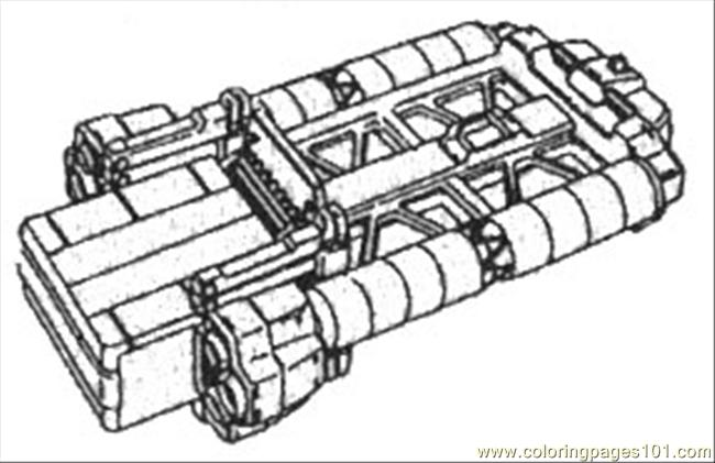 Customtransport1 Coloring Page
